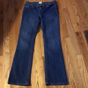 Place.  Size 12 boot cut stretch jeans